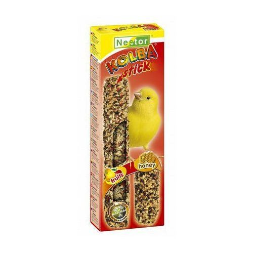 Nestor Kolba 2w1 Kanarek miód i owoc, nestor