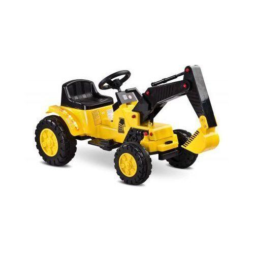 Caretero Toyz Digger pojazd na akumulator yellow ze sklepu bobasowe-abcd