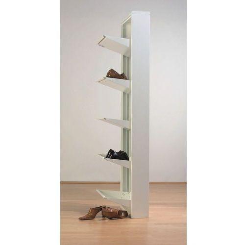 Kare design :: Szafka na buty Caruso 5 biała - Kare design :: Szafka na buty Caruso 5 biała ||biały, marki Kare Design do zakupu w 9design.pl