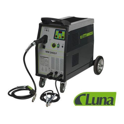 Artykuł LUNA Przewoźna spawarka łukowa z osłoną gazową MIG/MAG WM 2405 F (20421-0207) z kategorii transf