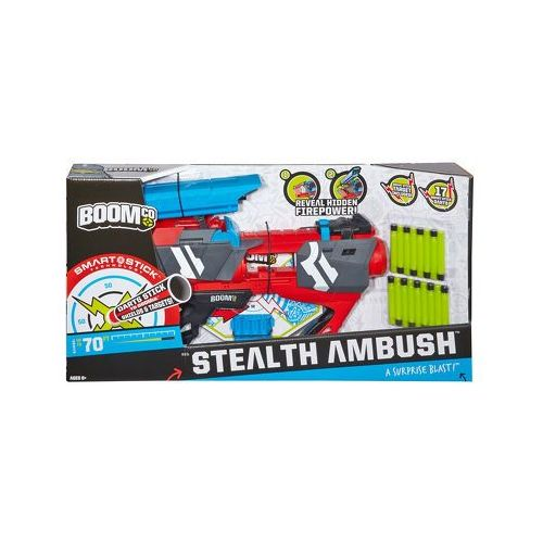MATTEL BOOMco Wyrzutnia Stealth Ambush, produkt marki Mattel