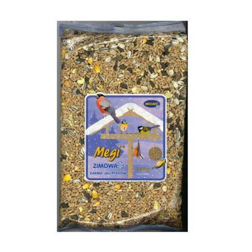 MEGAN Megi karma zimowa dla ptaków 1kg