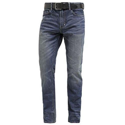 s.Oliver Jeansy Slim fit blue - produkt z kategorii- spodnie męskie