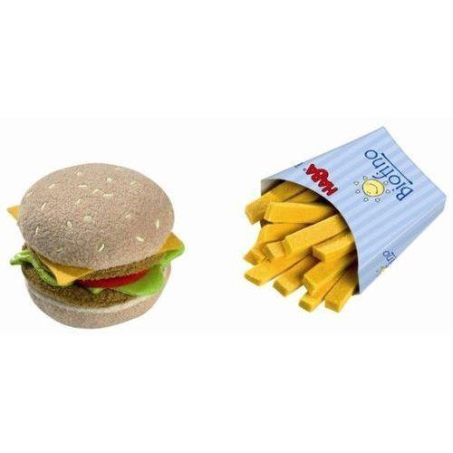 Hamburger + Frytki (zestaw) oferta ze sklepu www.epinokio.pl