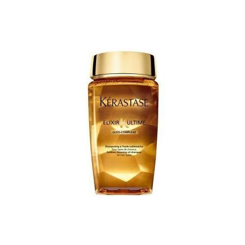 Produkt z kategorii- odżywki do włosów - Kerastase Elixir ultime -kąpiel do kązdego rodzaju włosów 250ml