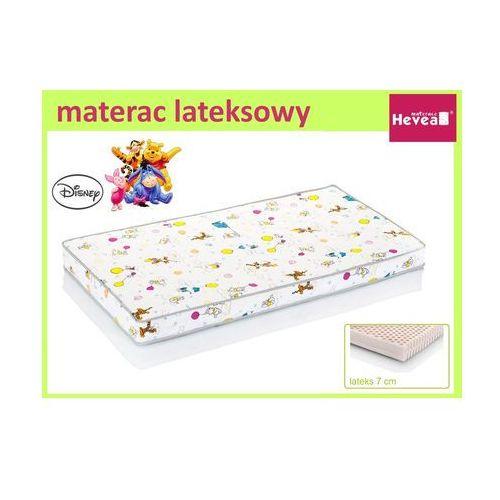 Produkt HEVEA MATERAC LATEKSOWY DISNEY BABY KUBUŚ PUCHATEK 120x60