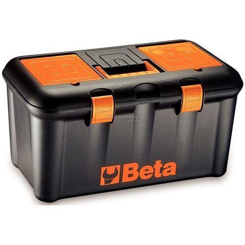 Towar z kategorii: skrzynki i walizki narzędziowe - BETA Skrzynka narzędziowa długa z tworzywa sztucznego m