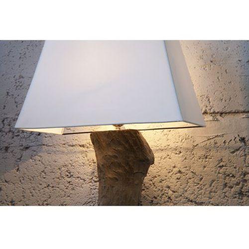 Athene Beżowy Kinkiet Drewniana Lampa Ścienna - i22478, produkt marki IiNTERIOR