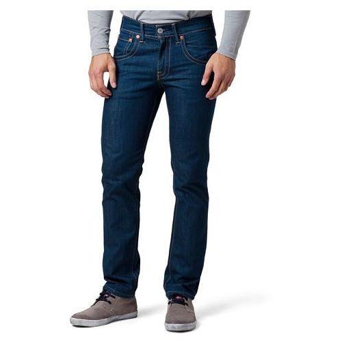 Levi's® 15482 Double Stitch 511 Slim Green Rigid - produkt z kategorii- spodnie męskie