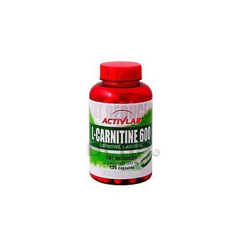 L-karnityna L-carnitine 600 135 kaps.