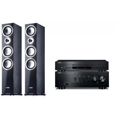 Artykuł YAMAHA A-S300 + CD-S300 + CANTON CHRONO 508.2DC z kategorii zestawy hi-fi