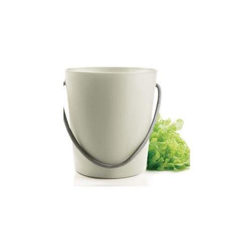 Produkt z kategorii- suszarki do naczyń - Eva Solo Suszarka do sałaty Salad Spinner kremowa