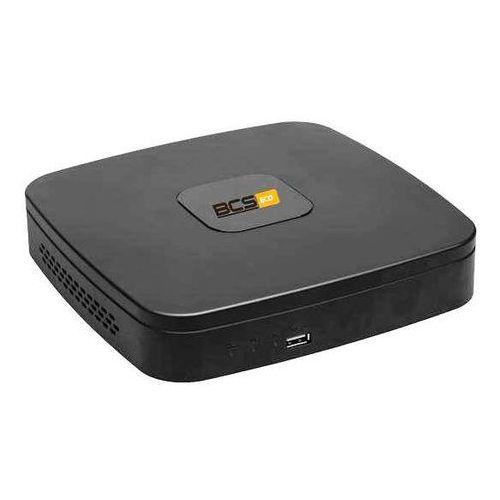 BCS-CVR0401E-III TRYBRYDA rejestrator 4 kamerowy 1080p / 960H CVI / ANALOG z obsługą kamer IP