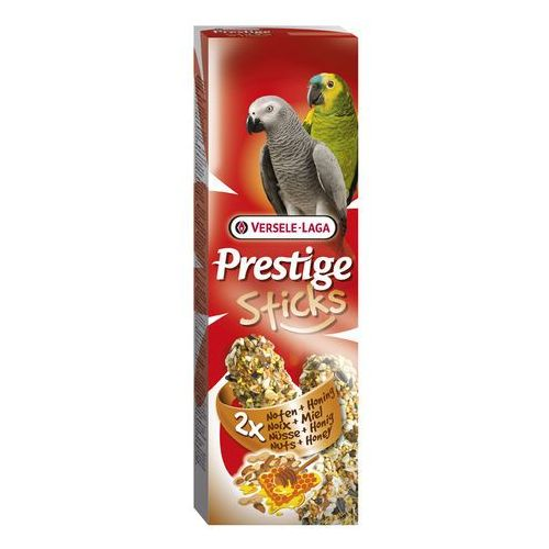 VERSELE LAGA - PRESTIGE STICKS PARROTS NUTS & HONEY 140 g