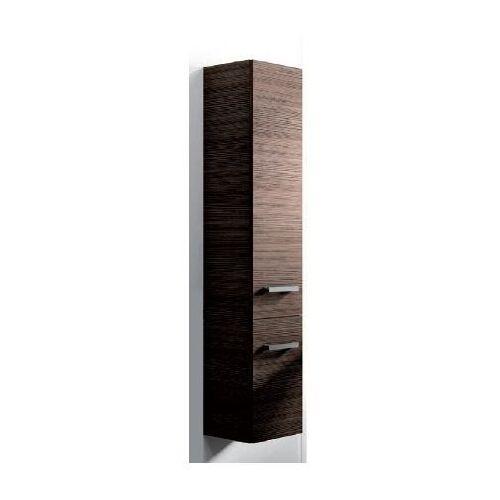 Produkt z kategorii- regały łazienkowe - Elita Goya słupek łazienkowy wiszący wysoki 30x26,1x145 cm trufl