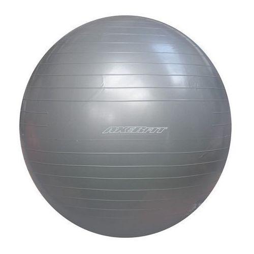 Produkt Piłka gimnastyczna AXER 55 cm SREBRNA