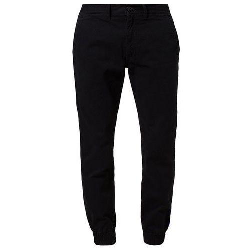 Produkt z kategorii- spodnie męskie - Vans EXCERPT Chinosy czarny