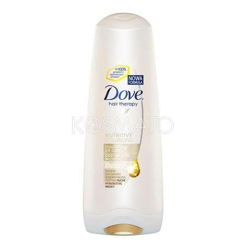 Produkt z kategorii- pozostałe kosmetyki do włosów - Dove Nourishing Oil Care Odżywka, 200 ml
