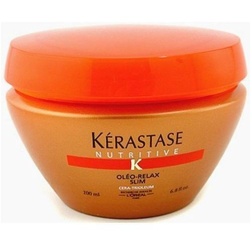 Kerastase Nutritive Oléo Relax Slim Masque 200ml W Odżywka do włosów Do włosów suchych i niepodatnych - produkt z kategorii- odżywki do włosów