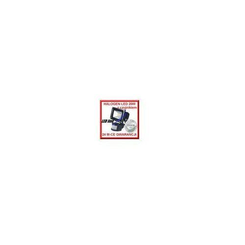 Halogen Naświetlacz LED 20W~200W IP65 z czujnikem, LEDline z Binstal
