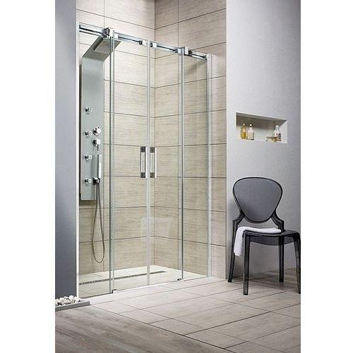 Espera DWD Radaway drzwi wnękowe 139x141x200 przejrzysta - 380124-01 (drzwi prysznicowe)