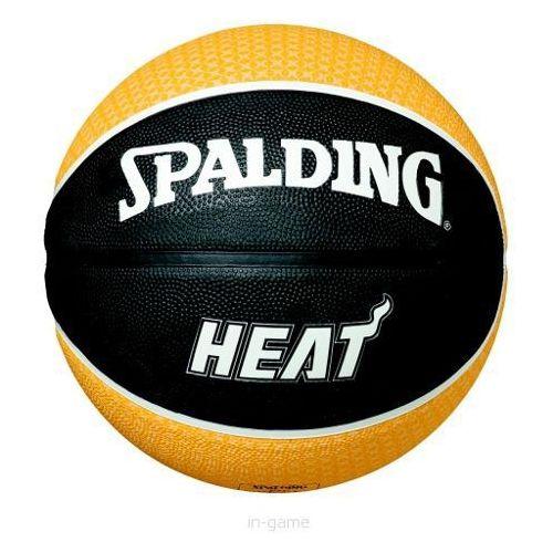 Piłka  Teamball NBA Miami Heat - James, produkt marki Spalding