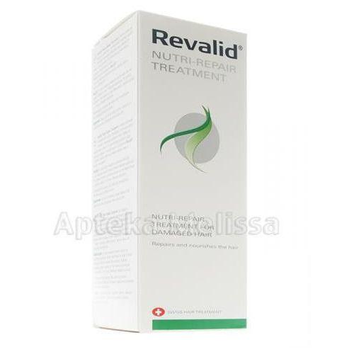 Produkt z kategorii- odżywki do włosów - REVALID Kuracja odżywczo-regenerująca do włosów zniszczonych - 150 ml