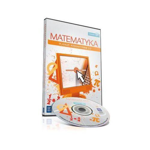 Matematyka. Plansze interaktywne 2.0. Gimnazjum