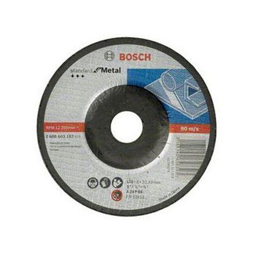 Tarcza szlifierska do pił stacjonarnych 125x6x22,23mm Bosch ze sklepu NEXTERIO