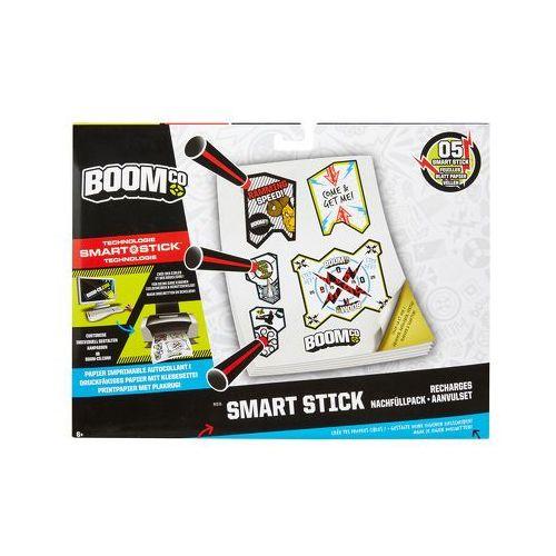 MATTEL BOOMco Akcesoria - Tarcze samoprzylepne z naklejkami do samodzielnegowydrukowania, produkt marki Mattel