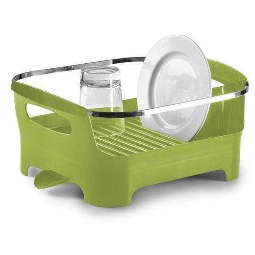 Produkt z kategorii- suszarki do naczyń - Ociekacz do naczyń Umbra Basin zielony