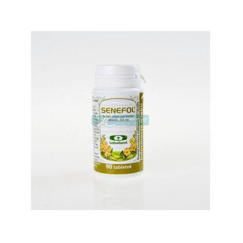Senefol, tabl., 90 szt,pojemnik - produkt farmaceutyczny