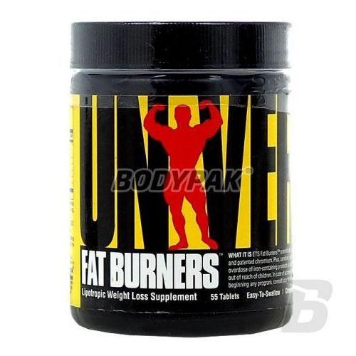 Universal fat burners ets - 55 tabl. wyprodukowany przez Universal nutrition