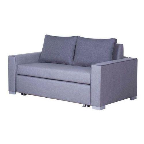 DEBRI sofa dwuosobowa 140 cm - biały, Meble tapicerowane