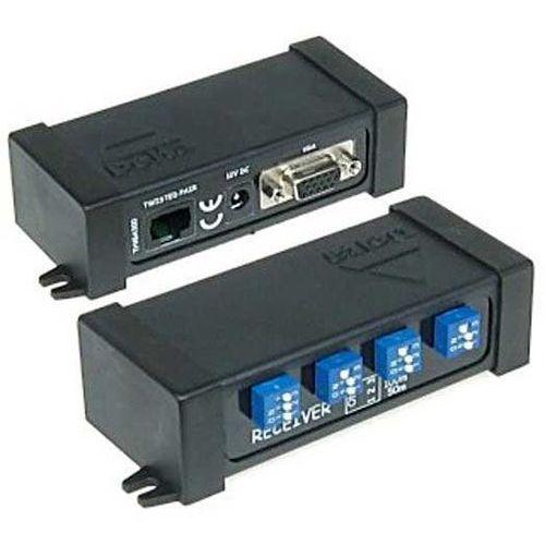 Transformator TRVGA-300-P, nadajnik + odbiornik do transmisji po skrętce sygnału VGA z kategorii Transformat