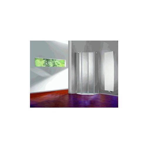 HUPPE 501 DESIGN ELEGANCE 5-kąt 8E1803 (drzwi prysznicowe)