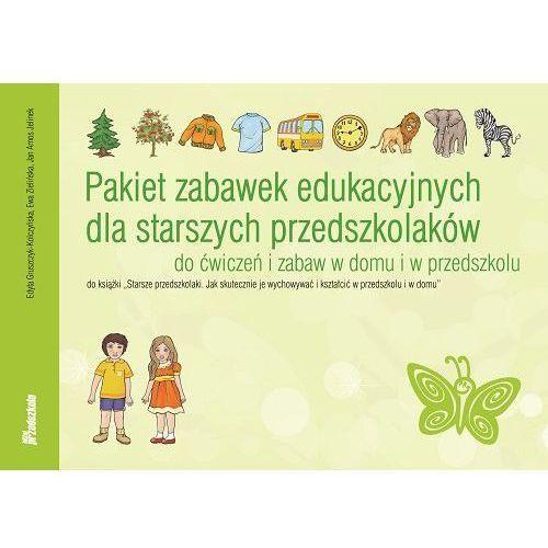 Pakiet zabawek edukacyjnych dla starszych przedszkolaków - oferta [754e417e776585a6]