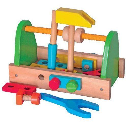 Woody Skrzynka z narzędziami (skrzynka narzędziowa zabawka) od Stresh
