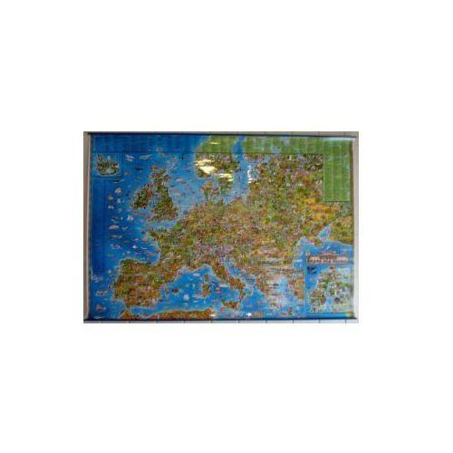 Europa mapa ścienna dla dzieci Expressmap, produkt marki ExpressMap