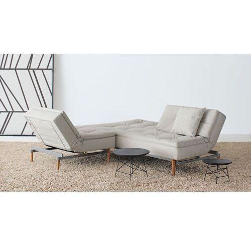 Istyle Dublexo, Sofa Rozkładana, naturalna tkanina 527, nogi do wyboru - 741050527