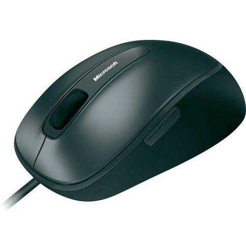 Microsoft Mysz optyczna  4500, przewodowa, 1000 dpi, czarna, 5 przycisków z kat. myszy, trackballe i wskaźniki