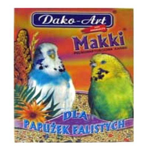 DAKO ART Makki pokarm dla papużek falistych 500g, Dako-Art
