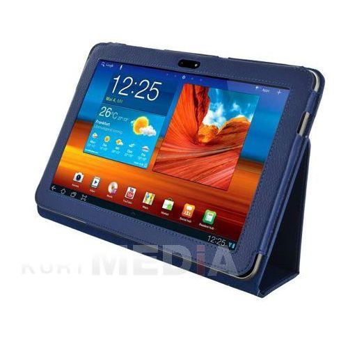 4World Etui - stand dla Galaxy Tab 10.1, dwa ustawienia, niebieskie, kup u jednego z partnerów