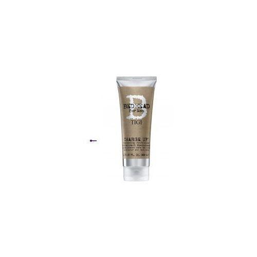 Tigi Bed Head B for men Charge Up Conditioner (M) odżywka do włosów 200ml + próbka perfum gratis do zamówienia - produkt z kategorii- odżywki do włosów