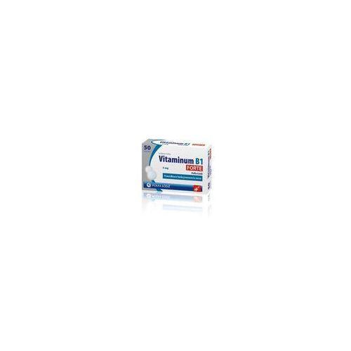 [tabletki] Vitaminum B1 Forte 3 mg 50 tabl.