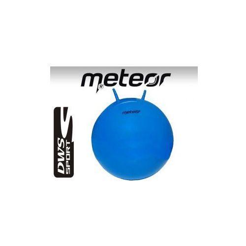 Produkt PIŁKA GIMNASTYCZNA SKACZĄCA DO SKAKANIA Z ROGAMI METEOR 65 CM, marki Meteor