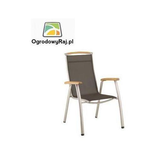 DENVER Fotel z możliwością sztaplowania 01406-300 ze sklepu OgrodowyRaj.pl