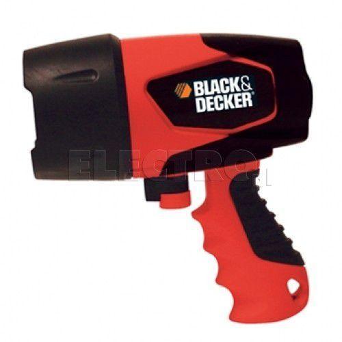 Lampa LED ręczna BLACK & DECKER + DARMOWA DOSTAWA + Odbiór w 650 punktach Stacji z paczką! z kategorii oświetlenie