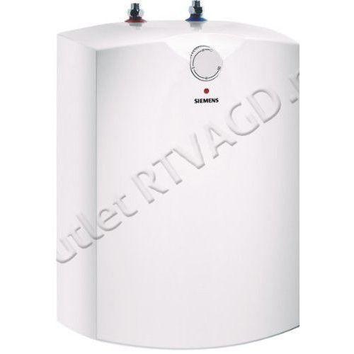 Podgrzewacz wody pojemnościowy  dg10502 / regulacja temperatury od 25 ° c do 75 ° c / 10 l, marki Siemens