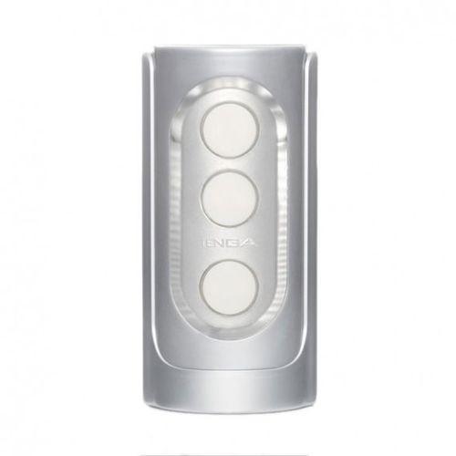 Tenga Flip Hole - Zaawansowany Masturbator Srebrny - oferta [05dd4374a79514c6]
